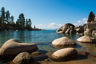 Sand Harbor and Point