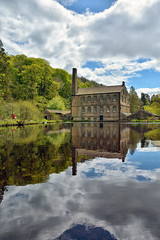 Gibson MIll (Jason Connolly) Tags: yorkshire westyorkshire millpond hebdenbridge calderdale gibsonmill