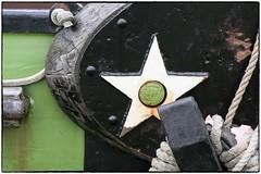 C82_3008 (Walker Evans is my Hero) Tags: color detail green netherlands zeiss boat nikon apo 135mm d810