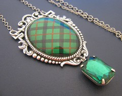 CUSTOM ORDER FOR KAREN Ancient Romance series - Scottish Tartans Collection - Kincaid