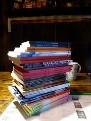 stack (itsakirby) Tags: coachhousebooks 80bpnichollane press printing books visit toronto iconic glorious splendid magical