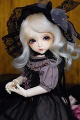 Lili Marlene_lisa_12 (Dotories) Tags: mudoll yosd bjd asianballjointeddoll glib halloween