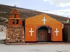 Culpina K - Salar de los Lipez (magellano) Tags: culpinak salardeloslipez bolivia chiesa iglesia church
