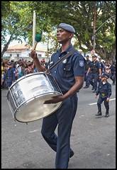 Guarda municipal Salvador (wilphid) Tags: salvador bahia brsil brasil 7desetembro ftenationale arme dfil militaires soldats rue