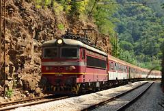 45 195,  7622 ( - ) (geobg) Tags: bdz train locomotive railway transport