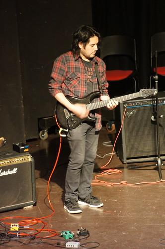 Guitarra con los 8º básicos