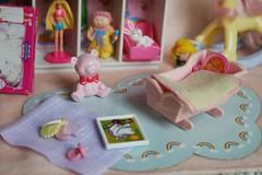 IMG_7731 (irinakopilova) Tags: barbie kelly doll little sister shelly small baby
