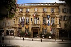 Hotel de Ville ... ( P-A) Tags: hteldeville salondeprovence france provence mdivale moyenge ville visiteurs vacanciers photos simpa