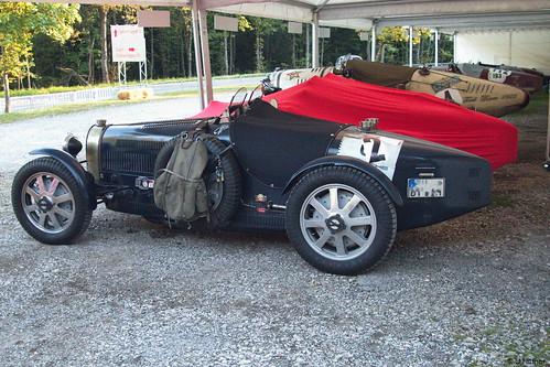 0ab- 2 Bugatti T51 - Rossfeld 2016