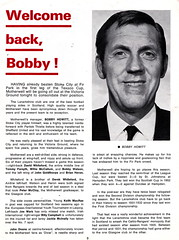 Stoke City vs Motherwell - 1970 - Page 3 (The Sky Strikers) Tags: stoke city motherwell texaco cup victoria ground official programme 1