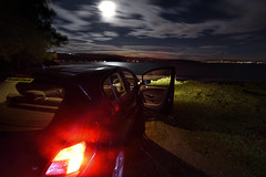 Parked In Seclusion (Explored) (Click And Pray) Tags: managedbyclickandpraysflickrmanagr argyll landscape landscapeformat paintingwithlight pwl night mystery bay fullmoon ardentinny abandoned lochgoil coulport coulportnavalbase beach rnadcoulport argylllandscapelandscapeformatpaintingwithlightpwlnightmysterybayfullmoonardentinnyabandonedlochgoilcoulportcoulportnavalbasebeachrnadcoulportscotlandgbr