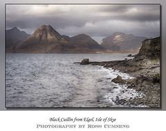 Black Cuillin, Elgol, Skye (Ross Cumming) Tags: landscape scotland mountain skye elgol blackcuillin loch