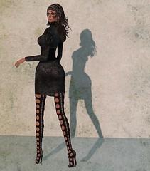 Esther (Full body) (Wild Bedrosian) Tags: secondlife wildbedrosian minahair mina glamaffair ncore valentinae bauhausmovement maitreya catwa catwameshhead spell