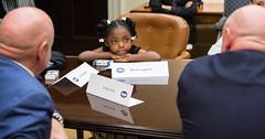 White House Hosts Kid Science Advisors Meeting (NHQ201610210028) (NASA HQ PHOTO) Tags: whitehouse usa washington dc kidscienceadvisorsmeeting alexisleggette scottkelly kidscienceadvisors markkelly nasa aubreygemignani