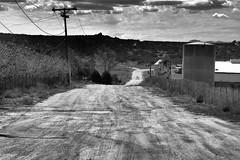 Kansas Road (MORTradio) Tags: mortradio kansas holcomb farm farming dirtroad road blackandwhite inkscape gimp photoshop photoediting photoeffect photoeffects photomanipulation nikon nikon5200 night