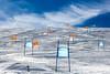waiting for the warriors (ignacy50.pl) Tags: ski skiing skier slalom mountains winter sport snow sky clouds sun leisure outdoor ignacy50 highmountains alps alpine landscape austria kaprun glacier colorful