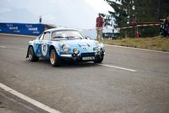Alpine A 110 (1972) (PWeigand) Tags: 2015 alpinea1101972 bayern berchtesgaden edelweissclassic oldtimer rosfeldrennen deutschland