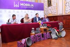 Rueda de Prensa: Feria del Molcajete 2016 (MoreliaDeTodos) Tags: morelia moreliadetodos moreliaindependiente michoacn alfonsomartnezalcarz gobiernoindependiente ayuntamiento feriadelmolcajete tenencias tradicionesmexicanas