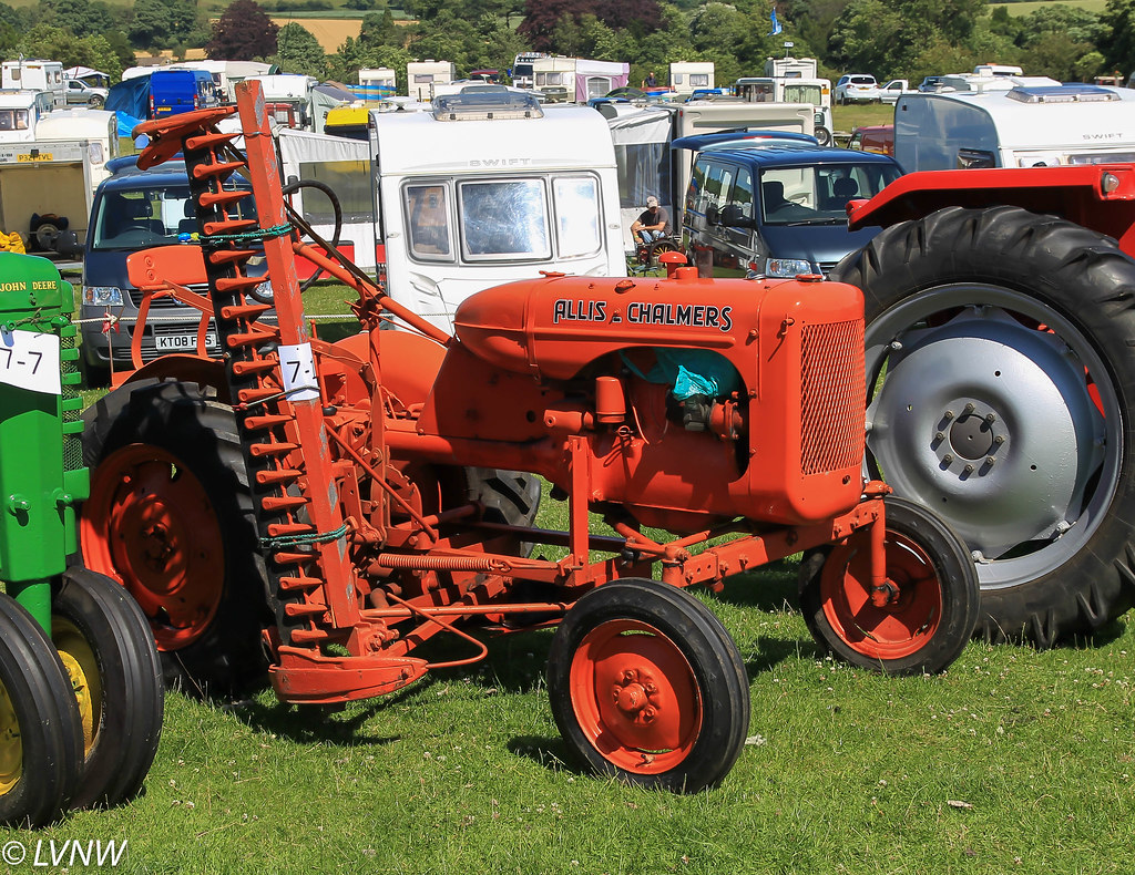 Tractor Car Tags : The world s best photos of allischalmers and tractor