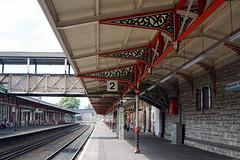 Platform 2 (kailhen) Tags: railway station devon teignmouth