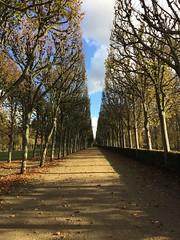 Parc du palais impérial de Compiègne