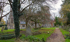 All Saints Harston (Adam Swaine) Tags: church churchyard village villagechurch villages counties rural gravestones canon cambs cambsvillages swaine uk ukcounties englishvillages england britain