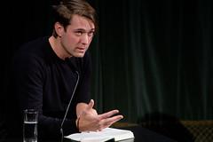 Daniel Hoevels (boellstiftung) Tags: danielhoevels deutschisraelischeliteraturtage2016 berlin dil dt deutschestheater hbs