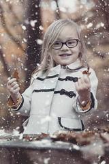 Trouliotis Winter Shoot (Ashly Rose) Tags: autumn autumnal winter canon canon5dmkii canon85mmf12lii 85mm 85mmf12lii f12 5dmarkii prime primelens kent england english snow postprocessing postproduction photoshop cc photoshopcc trouliotis leaves fog mist cold frozen frost mya fall creative raw naturallight nature hempsteadforrest forrest staged pose