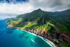 Na Pali Coast (thomaskrämer) Tags: hawaii hubschrauber kauai napali helicopter