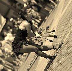 Savaria Historical Carnival 2016 _ FP6203M2 (attila.stefan) Tags: stefn stefan samyang summer attila aspherical pentax portrait portr k50 2016 85mm street streetphoto savaria trtnelmi karnevl historical carnival freak fusion cabaret cirkusz circus