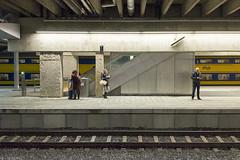 Utrecht Centraal (Tim Boric) Tags: utrecht centraal station perron platform