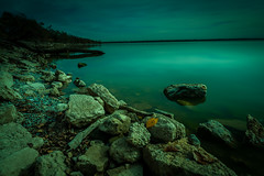 The lake in the morning (Al_Ram) Tags: lake canon longexposure 1635mm hdr