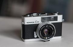 KONICA C35 (MT...) Tags: konicac35 konica filmcamera film