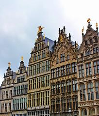 Grote Markt (laraforestan) Tags: belgium antwerpen grotemarkt building architecture fiandre