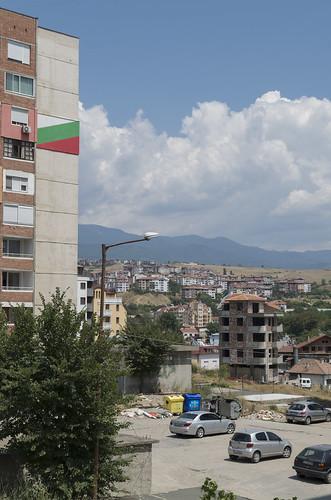 Flag of Bulgaria, 25.07.2015.