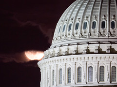 Sneaky super moon (theqspeaks) Tags: sky moon night clouds canon dc washington cloudy capital may super full capitol dome cheers dcist chuck rotunda 70200 cincodemayo 2012 partly canon70200f4l f4l perigee cheers2 60d canonef70200mmf4lisusm chuck2 chuck3 welovedc chuck4 cheers3 cheers4 cheers5 cheers6 cheers7 cheers8 cheers9 cheers10