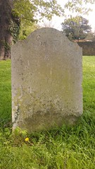 Mary Gilbert (1735-1805) (familytreeuk) Tags: grave memorial tomb tombstone genealogy gravestone burial cambridgeshire abbotsley huntingdonshire marygilbert marypeck