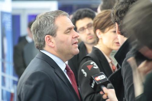 7 mai 2012 - Bureau politique et point presse