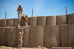 The Engineers That Could (United States Marine Corps Official Page) Tags: afghanistan usmc marines sacramento af marinecorps engineers camplejeune unitedstatesmarinecorps usmarines oef operationenduringfreedom helmandprovince combatengineers regimentalcombatteam5 coalitionforces rct5 michaelcifuentes johnwinslow camphanson demilitarizing marjah 2ndbattalion9thmarines 2ndbattalion9thmarineregiment timothybrookshire homewardgeorgia camphansonafghanistan