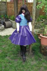 DSCF1584 (Dark Looks Costumes) Tags: cosplay lolita sissy maid