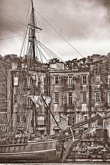 Savannah Tall Ship Challenge (MALALINA43) Tags: old building vintage georgia boats boat sailing ships historic riverfront savannah tallship sailboats tallships hdr riverstreet lightroom savannahriver 50d
