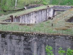 2012-050454 (bubbahop) Tags: canal ruins thirdreich nazis wwii poland worldwarii locks zipline wolfs hitlers worldwar2 2012 lair hqs ziplining wolfsschanze masurian mamerki mauerwald europetrip25