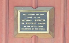 Marker on the Wall (blazer8696) Tags: railroad usa ny newyork west station unitedstates shore depot milton ecw img7823 t2012