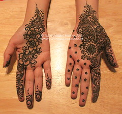 Party henna/Personal appointment 2013  NJ's Unique Henna Art (NJ's Unique Henna Art) Tags: party toronto floral private personal unique traditional nj scarborough elegant henna mehendi mehndi individual intricate mehandi