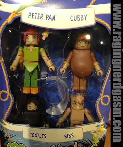 Disney Minimates Peter Pan # 1 Nibs