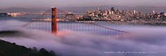 The Golden Gate Bridge 76th Anniversary (Andrew Louie Photography) Tags: birthday camera city bridge november winter love coffee fog canon landscape photography hope golden bay triangle gate san francisco heaven cityscape peace joy peaceful icon panoramic celebration flame mango wishes area passion trips 75 celebrate watermark enya 76 anniverary amarantine