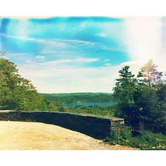Olivia's Lookout (KahNowo) Tags: lake mountains view bowl lookout western stockbridge berkshires mass 413 olivias
