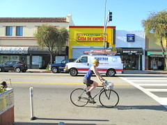 IMG_0135 (Walk Eagle Rock) Tags: park bike bicycle highland 51 bikelane 50 avenue 90042 yorkboulevard