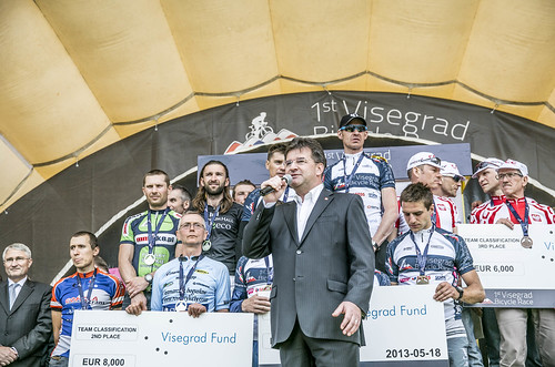 1st Visegrad Bicycle Race 33