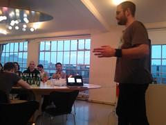 London JS: BDD & Cucumber.js (Charlotteis) Tags: london julien daniel cucumber event poke developers js development handler driven tdd javascript behaviour bdd knell ldnjs biezemans